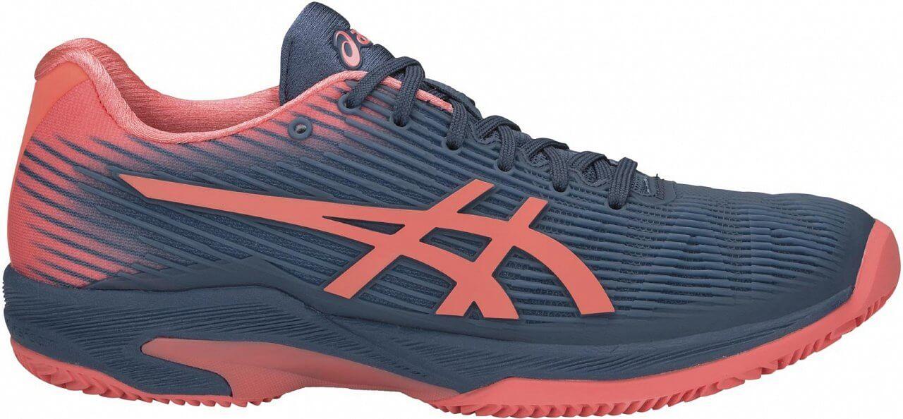 Dámská tenisová obuv Asics Solution Speed FF Clay