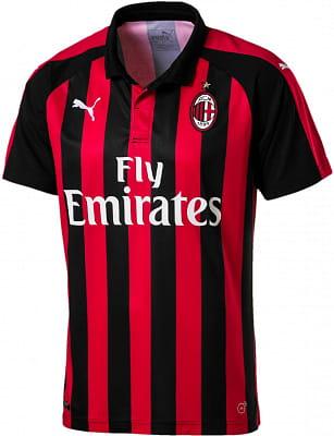 Pánské sportovní tričko Puma AC Milan HOME Shirt Replica SS