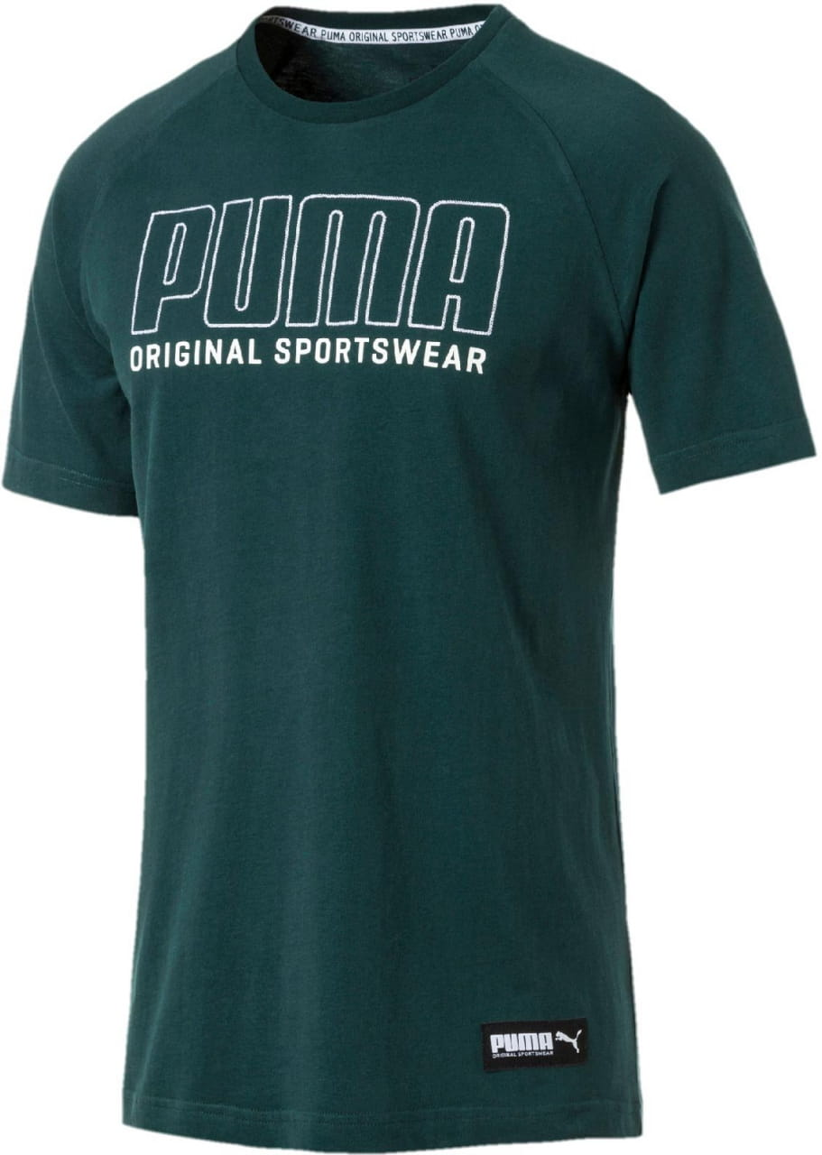 7598009e043a2 Puma Athletics Graphic Tee - pánske tričko | Sanasport.sk