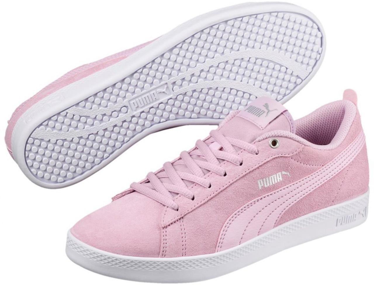 6a1e861435df Puma Puma Smash Wn s V2 SD - dámske fashion topánky