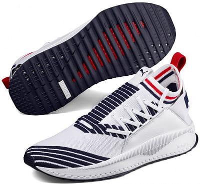 Unisexové běžecké boty Puma TSUGI Jun Sport Stripes