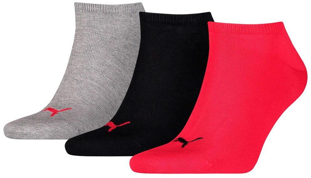 Sportovní ponožky Puma Sneaker Plain 3P