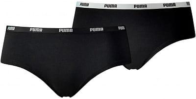 Dámské kalhotky Puma Iconic Hipster 2P