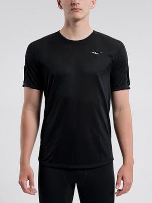 Pánské sportovní tričko Saucony Hydralite Short Sleeve Grape Crush L