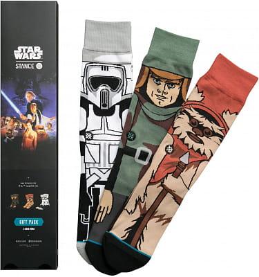 Pánské ponožky Stance  Return Of The Jedi Black