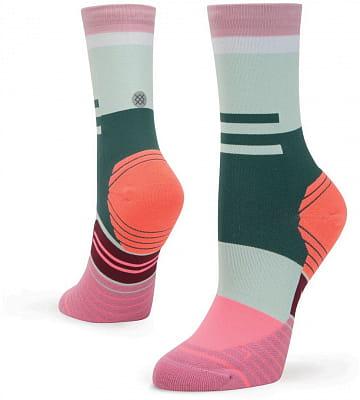 Dámské ponožky Stance Ciele Athletique Pink
