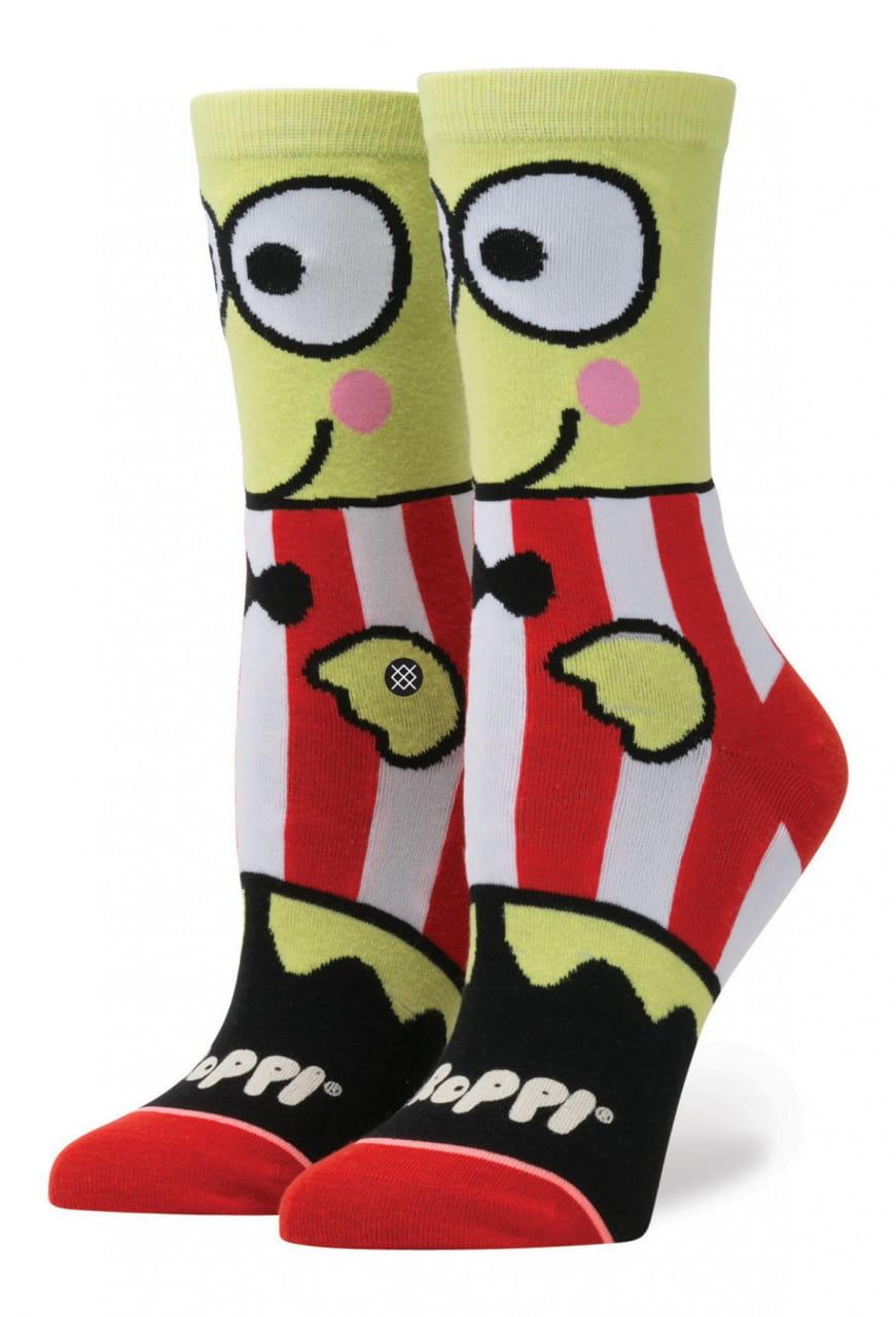 Dámske ponožky Stance Keroppi Green