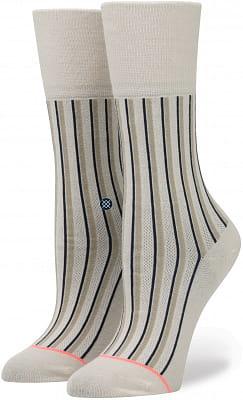 Dámské ponožky Stance Stripe Up Grey