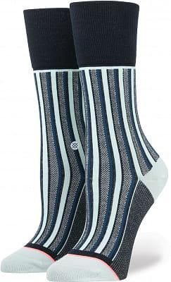 Dámské ponožky Stance Stripe Up Navy