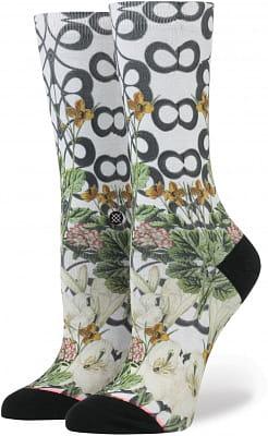 Dámské ponožky Stance Lattice Wall Grey