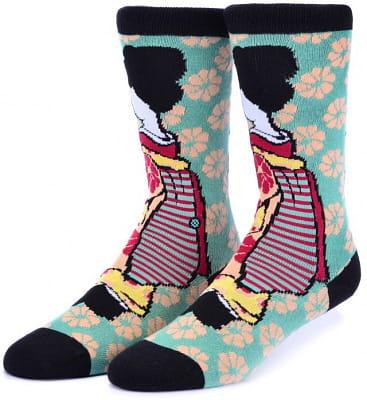 Dámské ponožky Stance Rihanna Geisha Green
