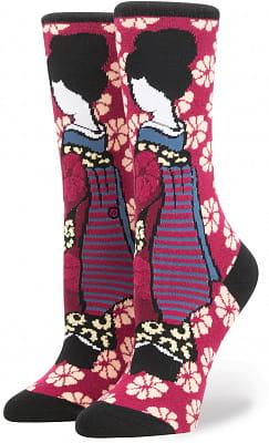 Dámské ponožky Stance Rihanna Geisha Pink