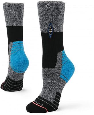 Dámské ponožky Stance Klamath Hike Black