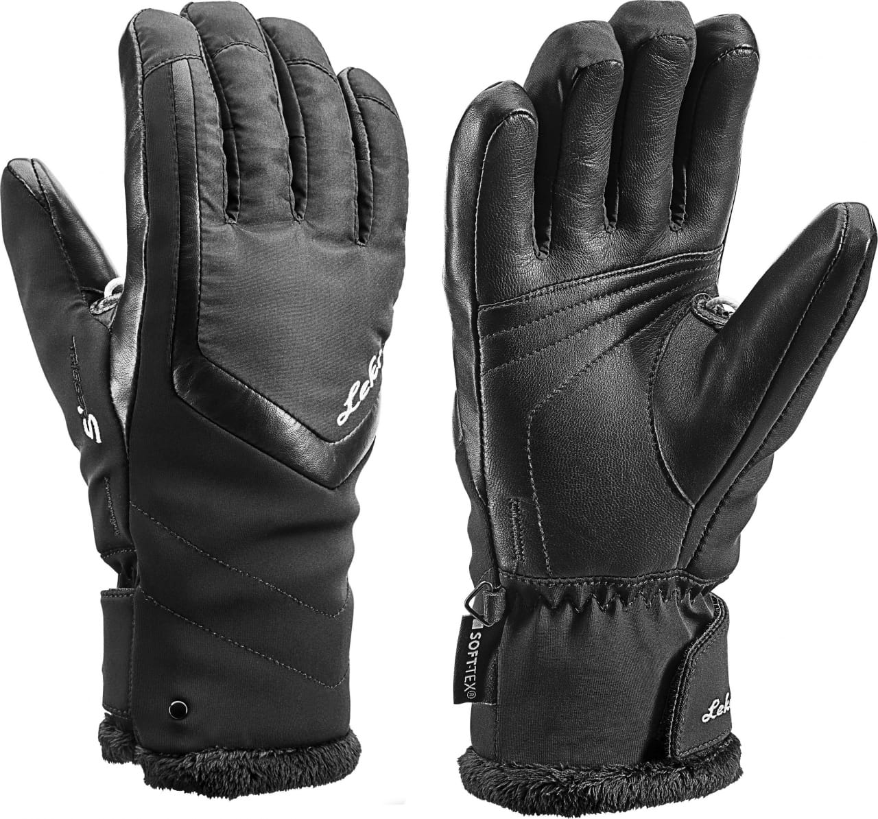 Zimní rukavice Leki Stella S Lady