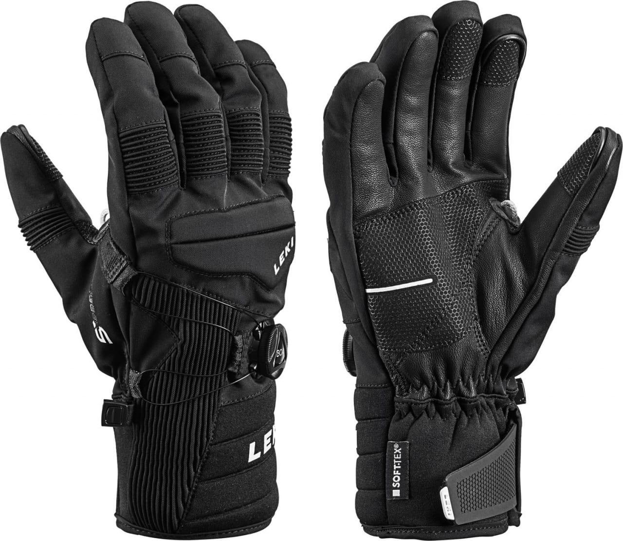 zimné rukavice Leki Progressive Tune S Boa mf touch