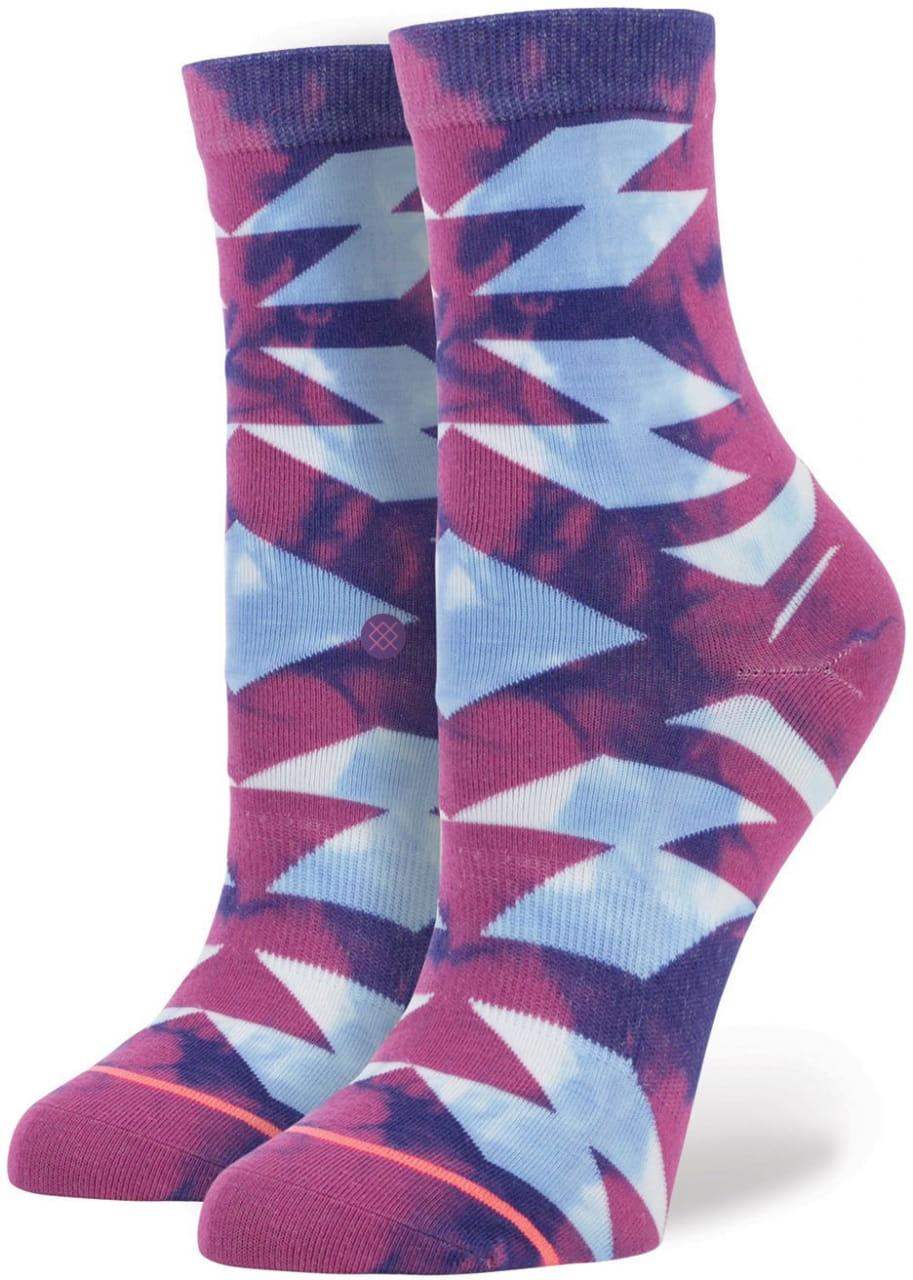 Dětské ponožky Stance Recess Purple