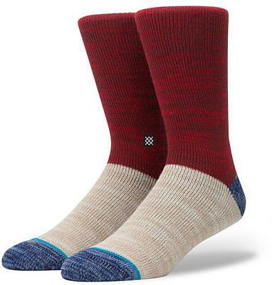 Pánské ponožky Stance Arica Red