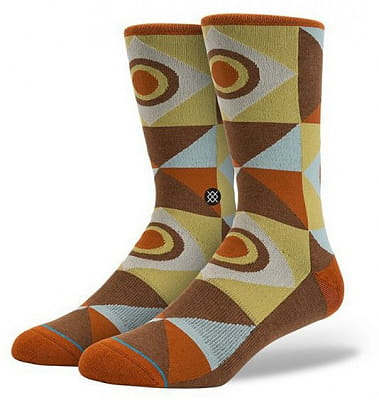 Pánské ponožky Stance Targett Orange
