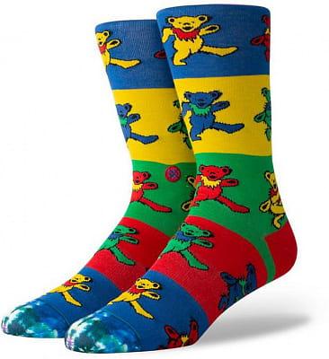Pánské ponožky Stance Grateful Bearz Multi