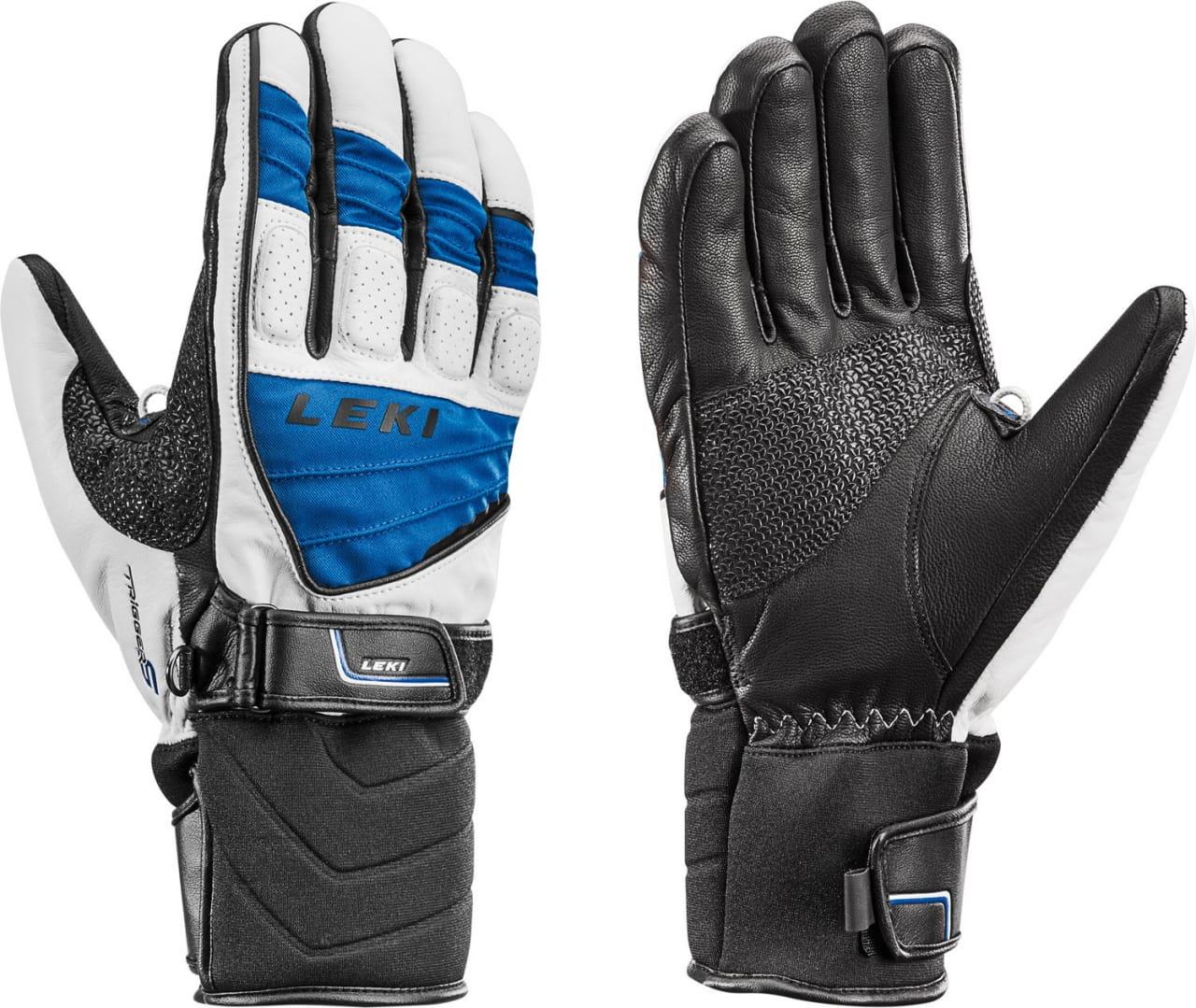 zimné rukavice Leki Griffin S