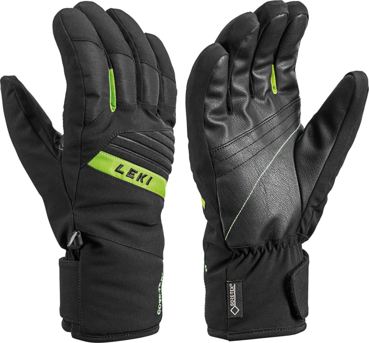 Zimní rukavice Leki Space GTX