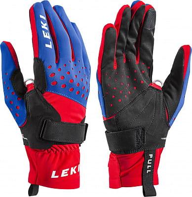 Zimní rukavice Leki Nordic Race Shark