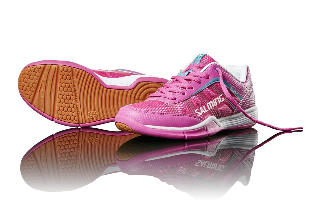 9d883fdc7ed55 Salming Adder Women Pink - dámske halové topánky | Sanasport.sk