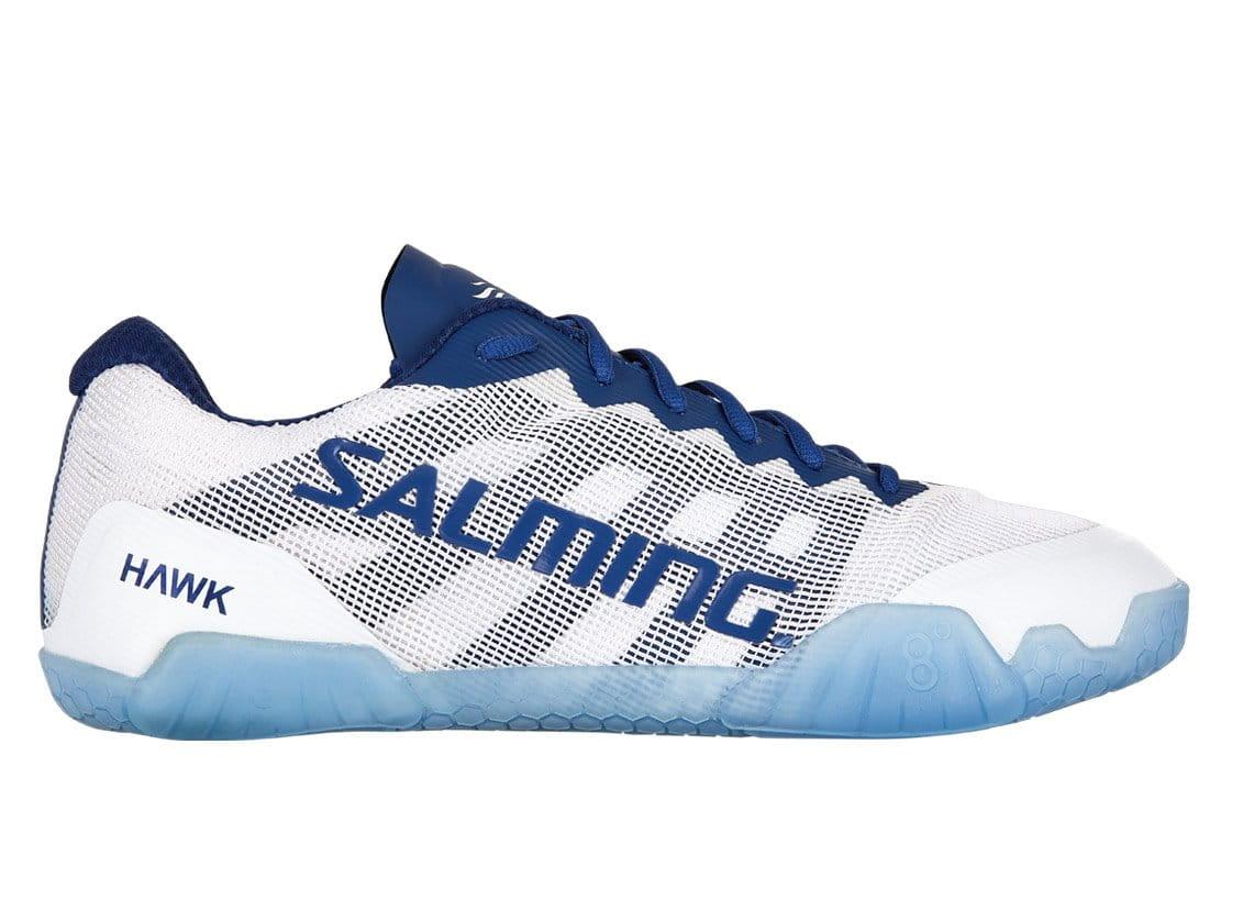 Halová obuv Salming Hawk Shoe Women White/Navy