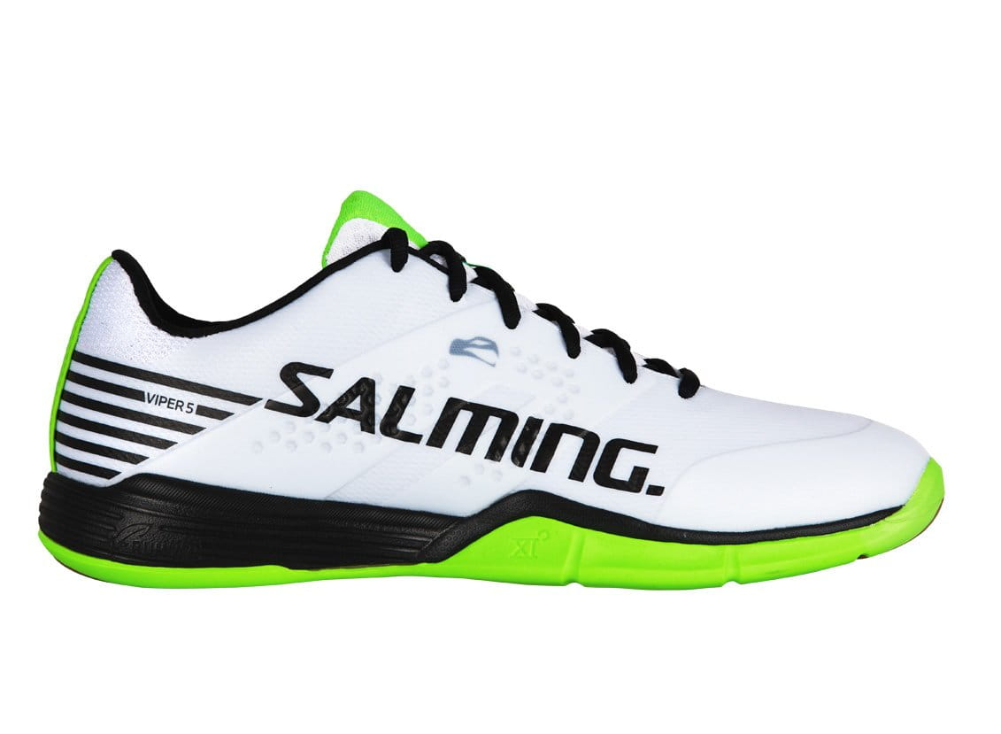 Halová obuv Salming Viper 5 Shoe Men White/Black