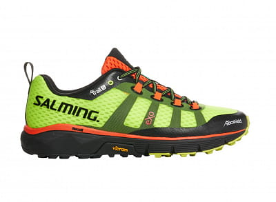 Bežecké topánky Salming Trail 5 Men Yellow