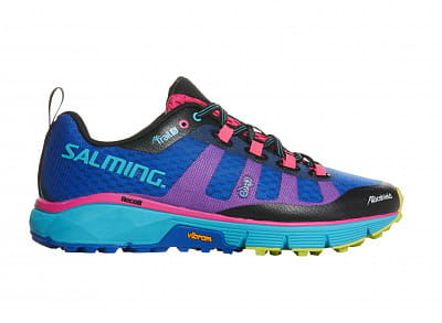 Bežecké topánky Salming Trail 5 Women Blue Sapphire