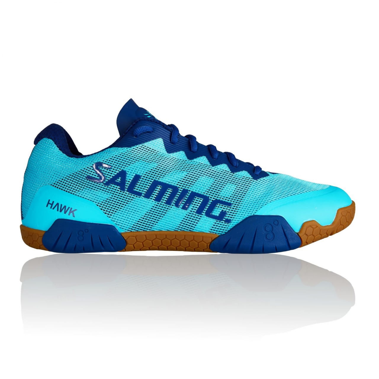 Halová obuv Salming Hawk Shoe Women Deco Mint