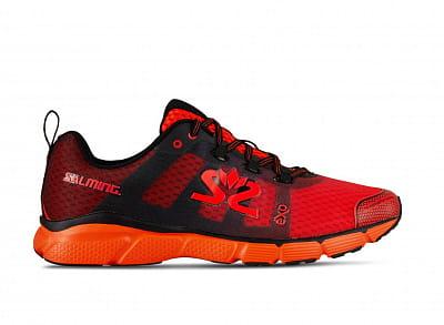 Běžecká obuv Salming enRoute 2 Men Flame Red/Black