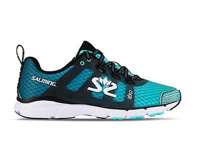 Běžecká obuv Salming enRoute 2 Women Aruba Blue/Black