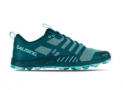 Běžecká obuv Salming OT Comp Women Deep Teal/Aruba Blue