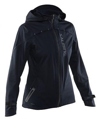 Bundy Salming Abisko Rain Jacket Women Black
