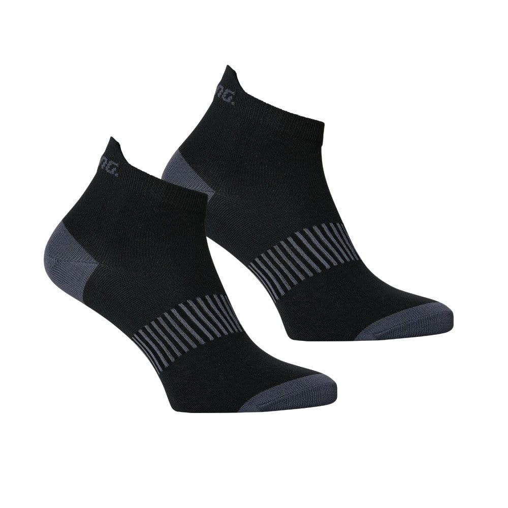 Ponožky Salming Performance Ankle Sock 2p Black