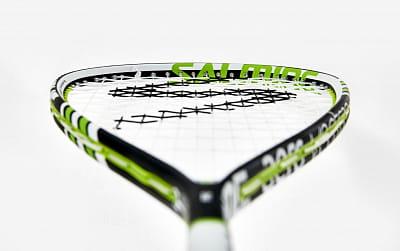 Squashové rakety Salming Šablony Stencils + Clips set