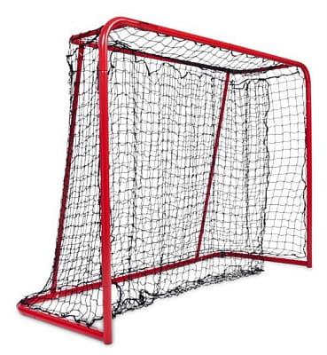 Florbalové vybavení Salming Campus 1600 Goal Cage Red