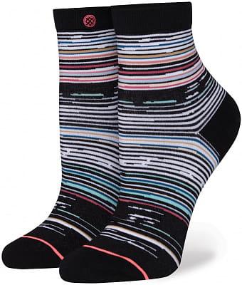 Dámské ponožky Stance Hyper Black