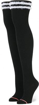 Dámské ponožky Stance Fur Fatale Black