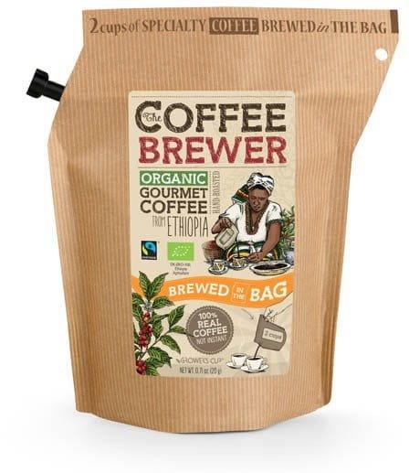 káva Grower's cup Káva - Ethiopia, 300 ml