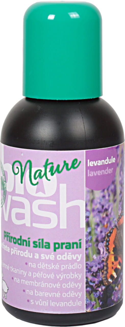 Drogéria a kozmetika BioWash levandule, 250 ml