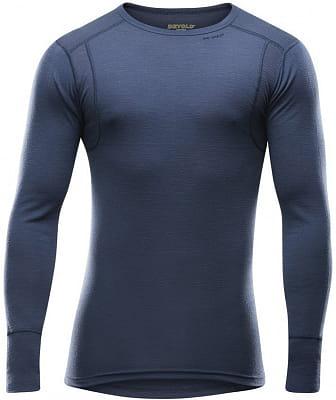 Pánské vlněné triko s dlouhým rukávem Devold Hiking Man Shirt