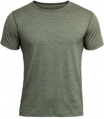 Pánské vlněné tričko Devold Breeze Man T-Shirt