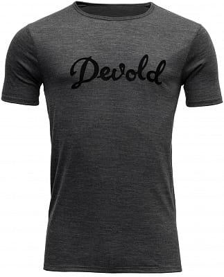 Pánské vlněné tričko Devold Myrull Man Tee