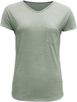 Dámské vlněné tričko Devold Herdal Woman Tee