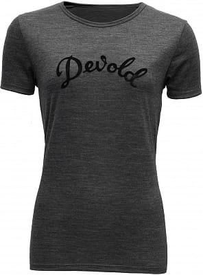 Dámské vlněné tričko Devold Myrull Woman Tee
