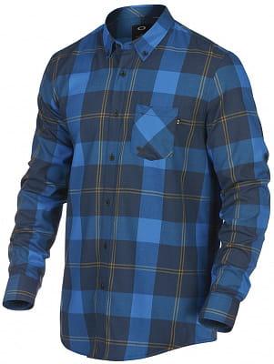 Pánská košile Oakley Long Sleeve Shred Woven Shirt