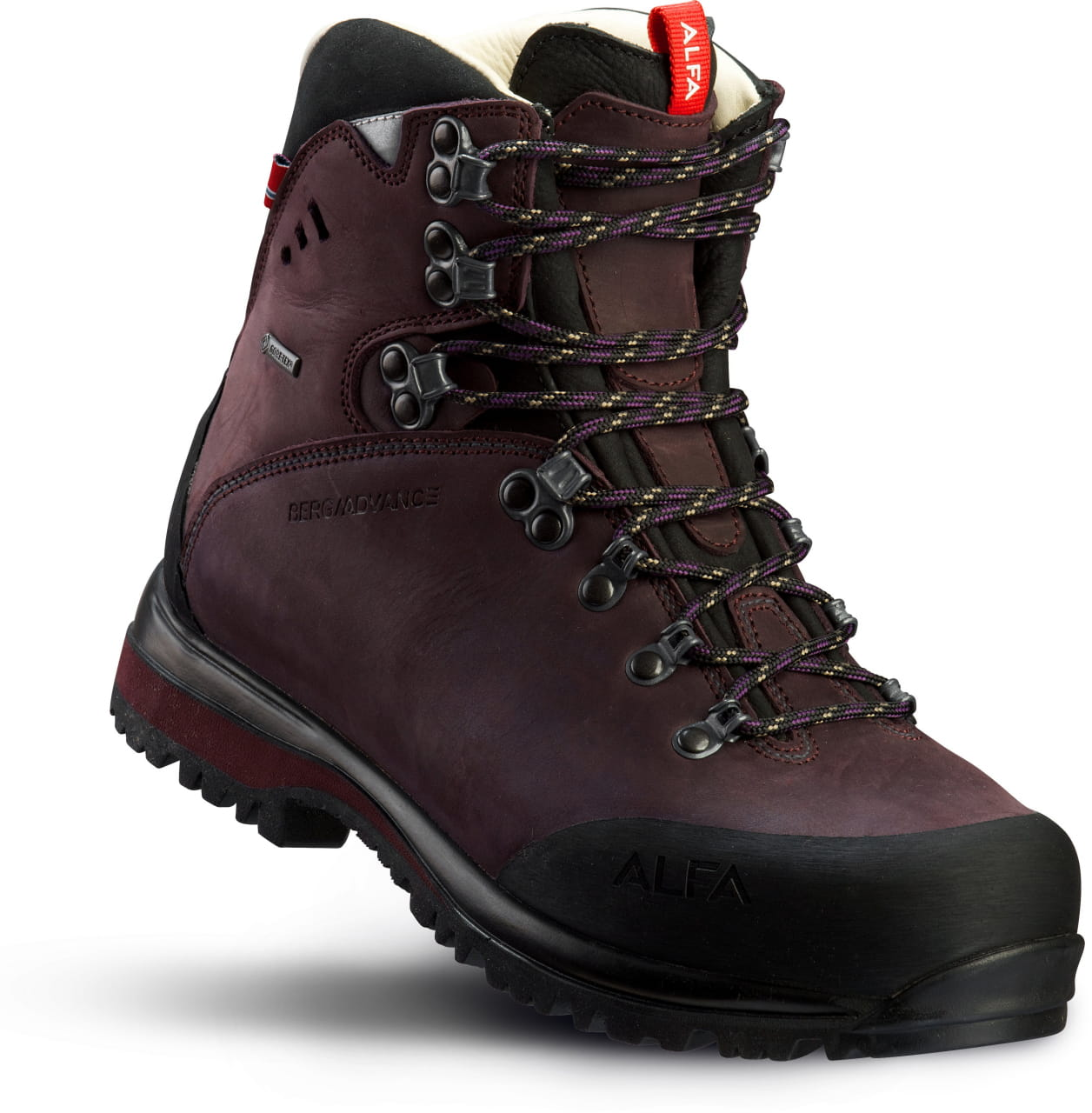 Dámská outdoorová obuv Alfa Berg Advance Gtx W